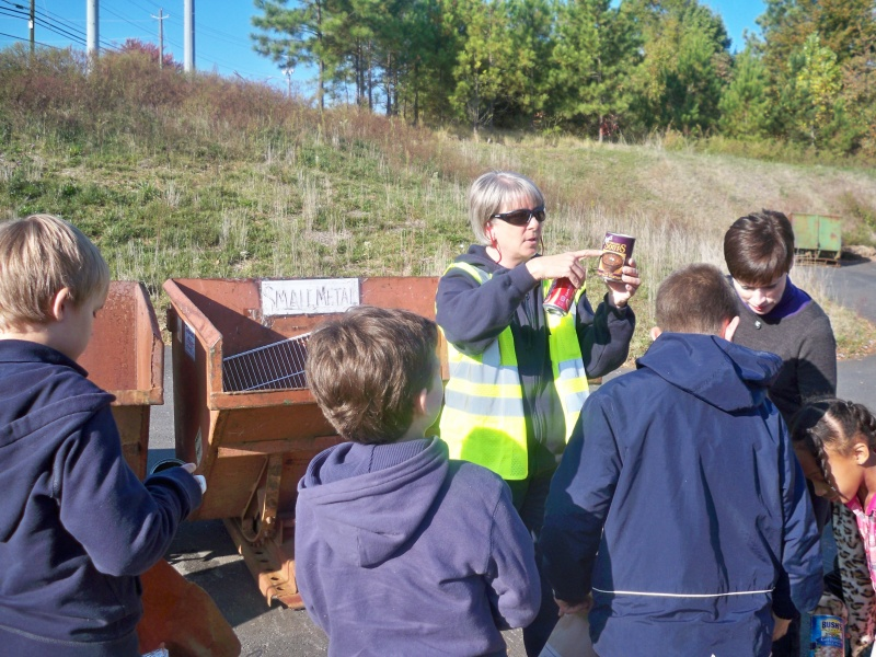 Roswell Recycling Center >> Field Trip to Roswell Recycling Center - Eaton Academy