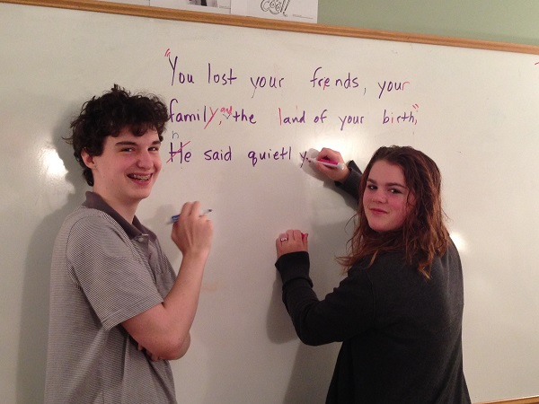 Bryan and Erin