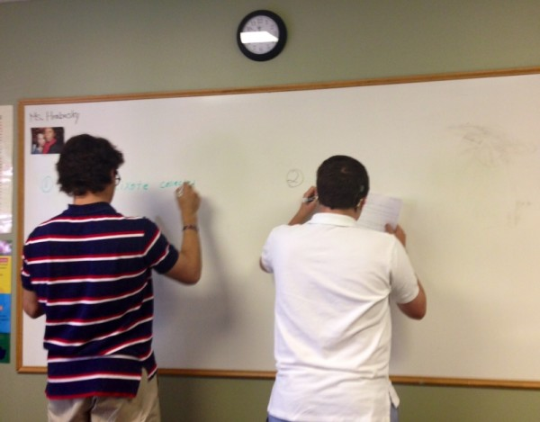 Eric and Riley - colon, semicolon, and elipsis points