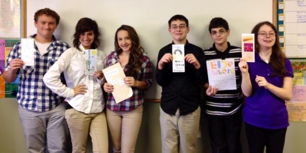 Ninth grade - brochure