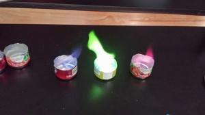 Flame Spectroscopy Lab