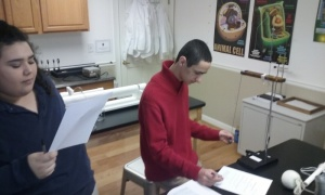 Physics Lab – Out of the Book and into the Lab