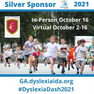 Dyslexia Dash 2021